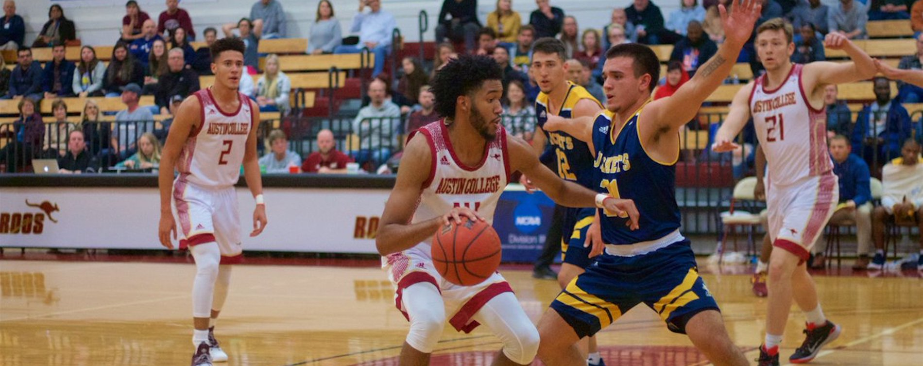 Mercadel Named SCAC Player of the Week