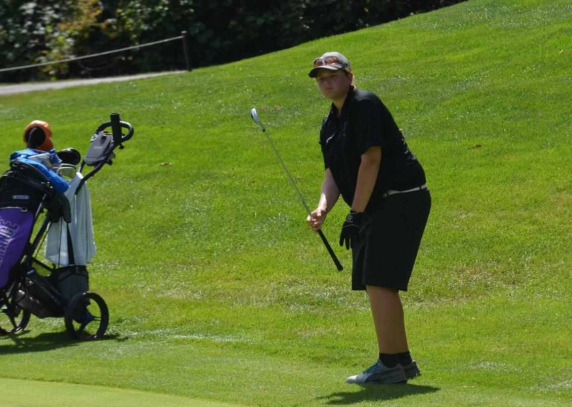 Mercer Leads Women's Golf at Wooster