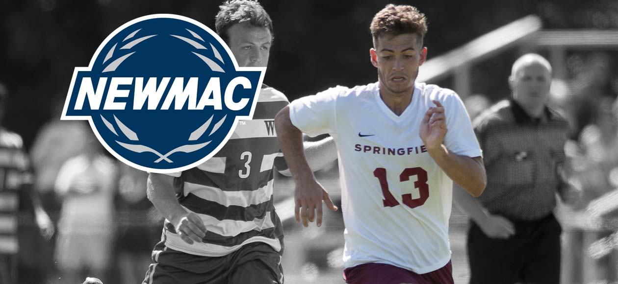 Murphy Tabbed NEWMAC Men's Soccer Offensive Player of the Week