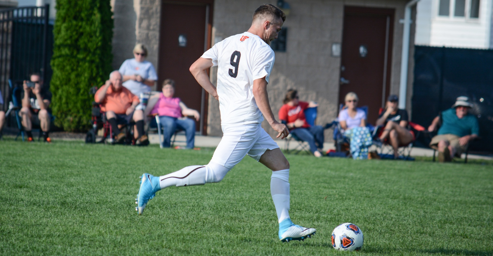 Oilers Beat Kentucky Wesleyan, 4-1