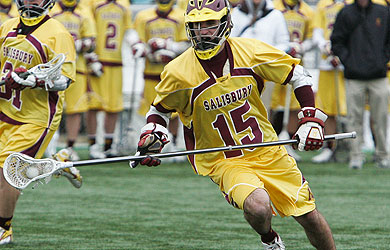 Salisbury still No. 1 in latest USILA coaches' poll
