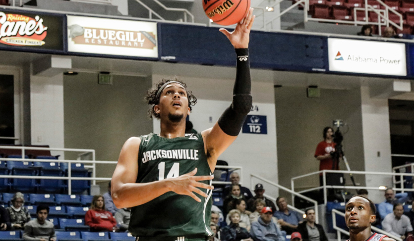 Jacksonville Overcomes Second Half Deficits to Secure Exciting Road Win, 94-88