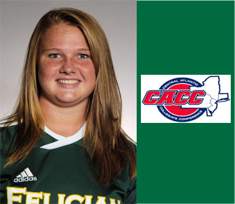 Toropiw Shares CACC Rookie of the Week Honor