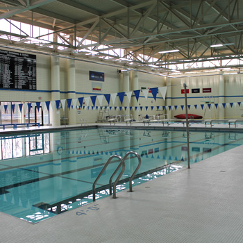 Swimming & Diving to Offer Swimming Lessons This Fall!