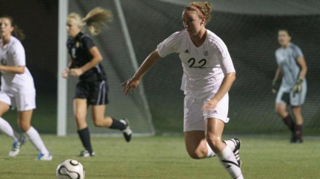 Trinity women slip one place in NSCAA/Continental Tire Top 25 Poll
