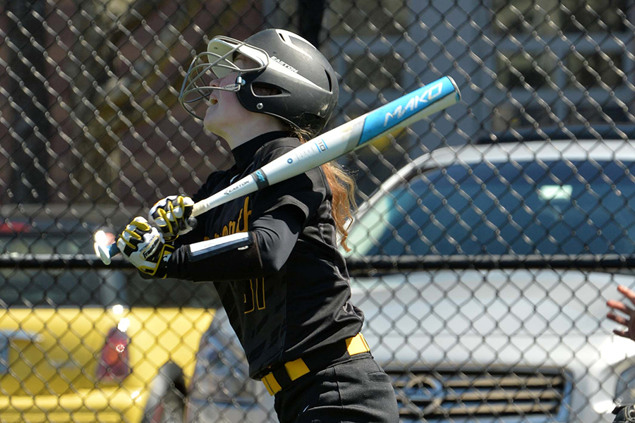 Softball Swept by Endicott