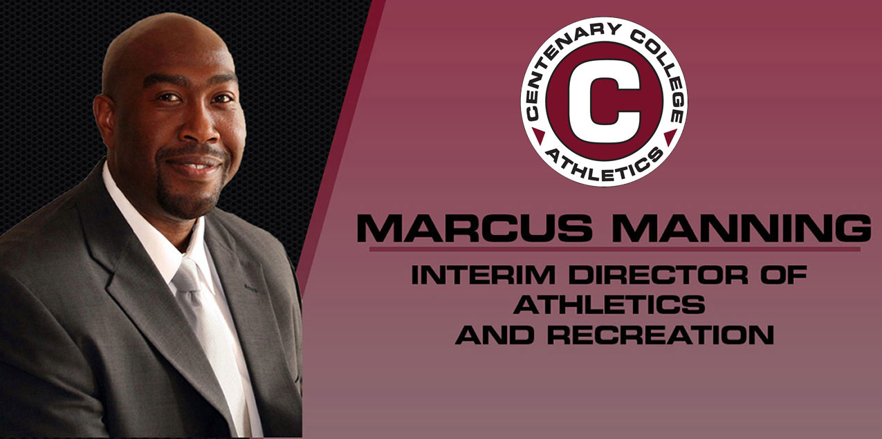 Bunnell to Step Down as Centenary Director of Athletics, Marcus Manning Named Interim