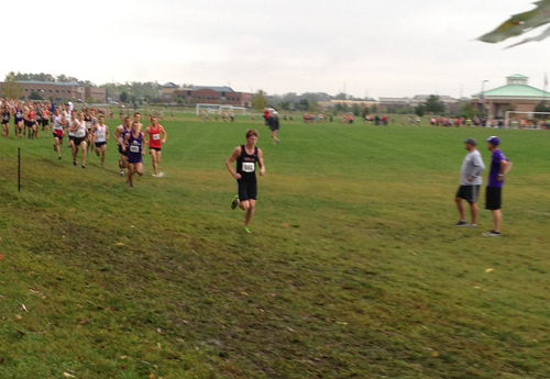 Oiler Men Finish 13th at Otterbein Invitational