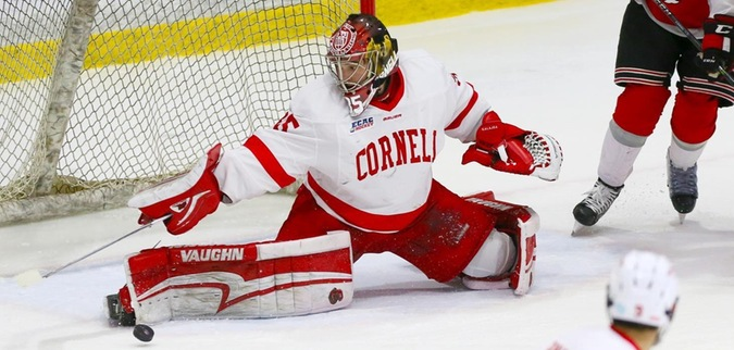 Cornell stunned in overtime by RPI