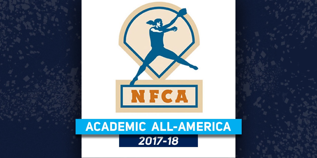 SCAC has 21 Student-Athletes Recognized with NFCA All-America Scholar Honor