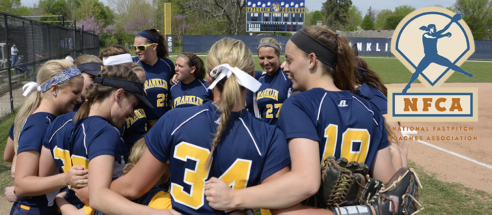 Twelve Grizzlies Named NFCA Scholar Athletes