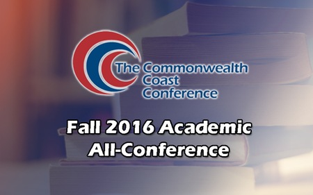 Curry Lands 28 on CCC Fall Academic All-Conference Team