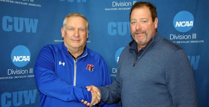 Kollege Town Sports, CUW Athletics sign sponsorship agreement