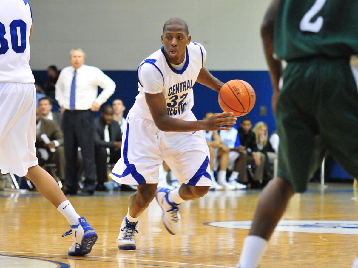 Joe Seymore's Overtime Bucket Leads Blue Devils to 66-65 Victory in Northeast Conference Opener