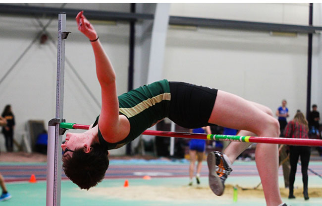 Women's Indoor Track & Field Opens Season with Strong Start