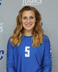 Volleyball: Bailey Hayes