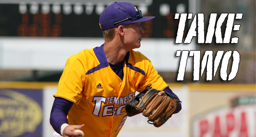 Tech takes two in twinbill; looking for a Sunday sweep