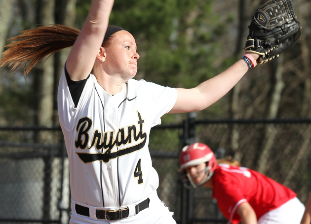 Softball opens NEC schedule vs. Mount, LIU