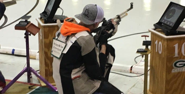Ware Rifle Team Remains Unbeaten