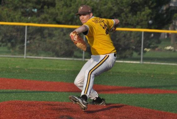 Baseball Team Extends Win Mark to 27 With 13-3 Triumph at Hiram