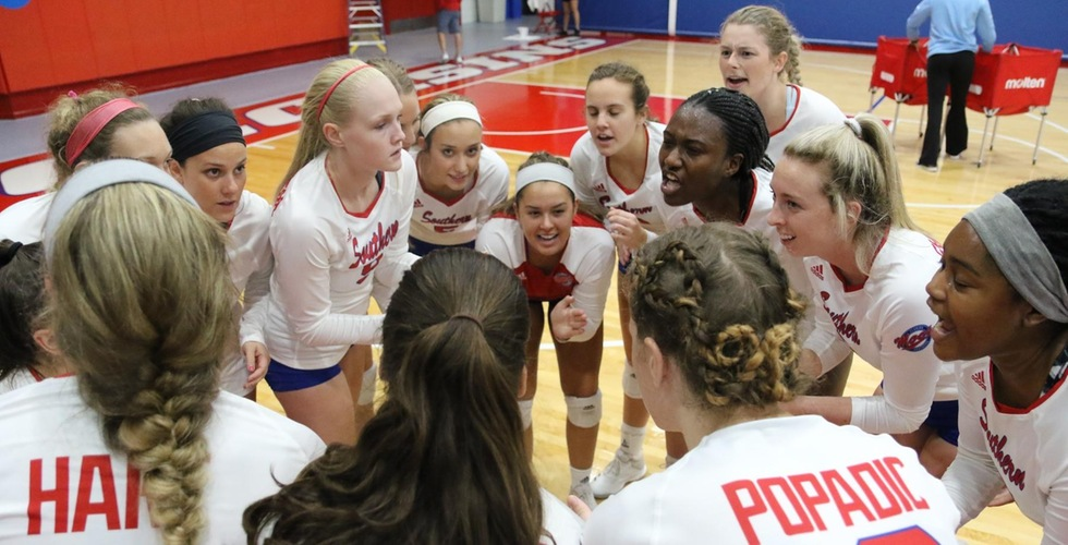 Volleyball Unable to Slow Down Undefeated Barry