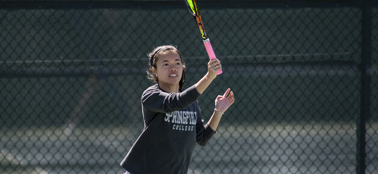Women's Tennis Earns 6-3 Victory Against Gordon