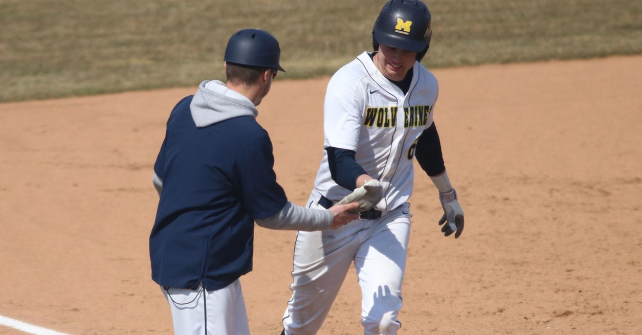 UM-Dearborn earns sweep of Madonna (RV) in WHAC series