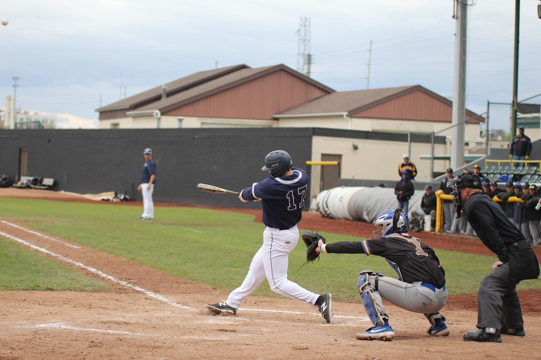 DMACC baseball team drops doubleheader to Iowa Western