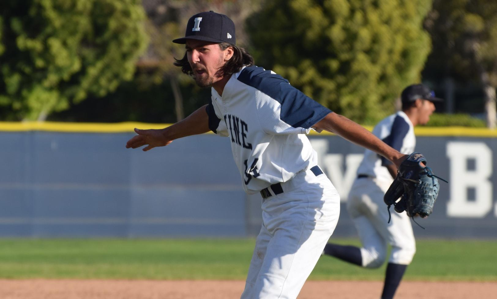 Baseball team bounces back with gritty win over Santa Ana