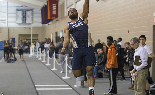 Trine Men Compete at Hillsdale Wide-Track Classic
