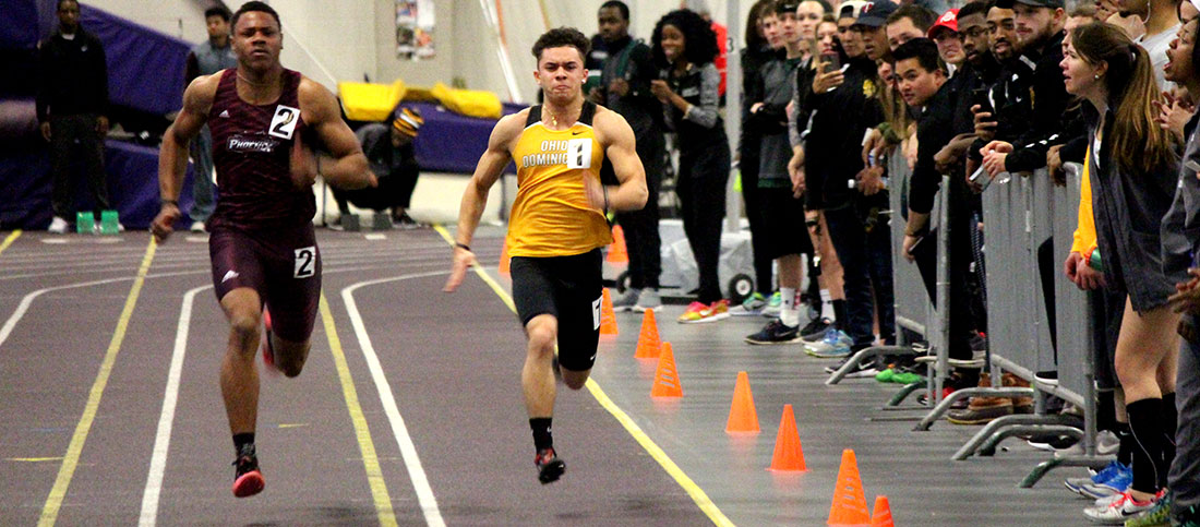 Track and Field Set to Compete in G-MAC Indoor Championships