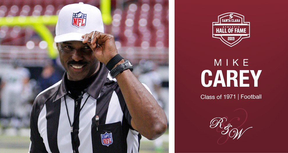 Athletics Hall of Fame Profile: Mike Carey
