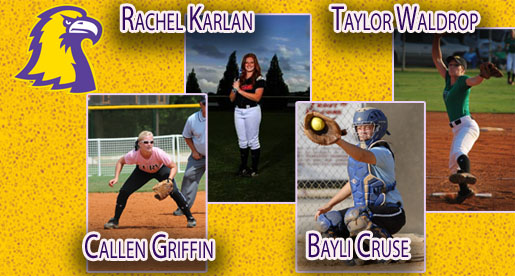 Bynum, Golden Eagle softball team adds four for 2015