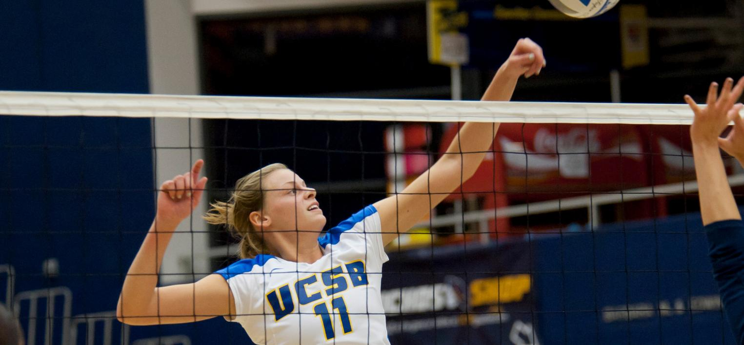 Stacey Schmidt Selected as Big West's Nominee for NCAA Woman of the Year Honor