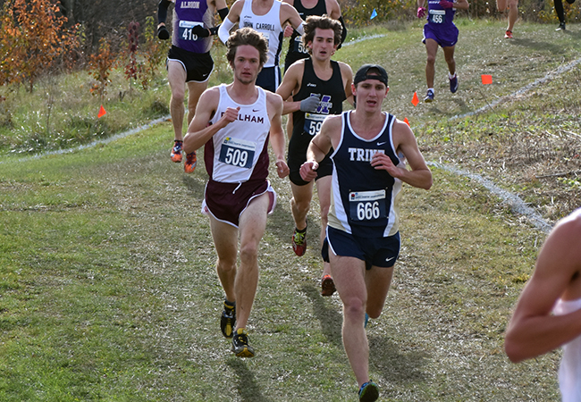 Trine Men Finish in Top Ten at NCAA Great Lakes Regional