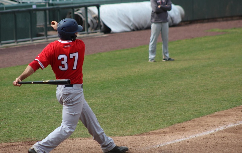 Baseball Falls To Mercy in Non-Conference Match