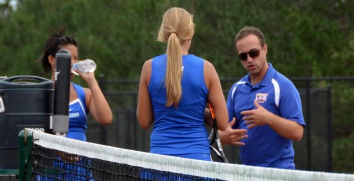 Women's Tennis ends spring trip with loss to Colby