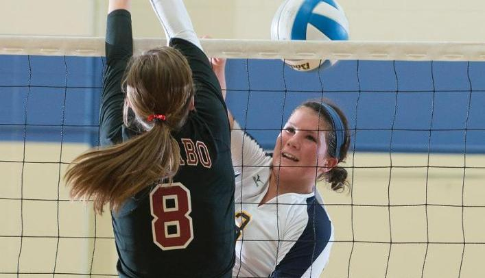 Volleyball Picks up Three Wins at Carthage Tournament