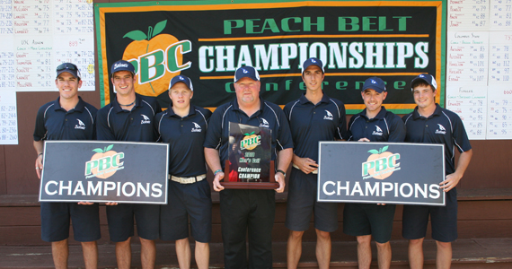 #6 Bobcat Golf Puts Four on All-Region Team, Wilson Named Coach of the Year