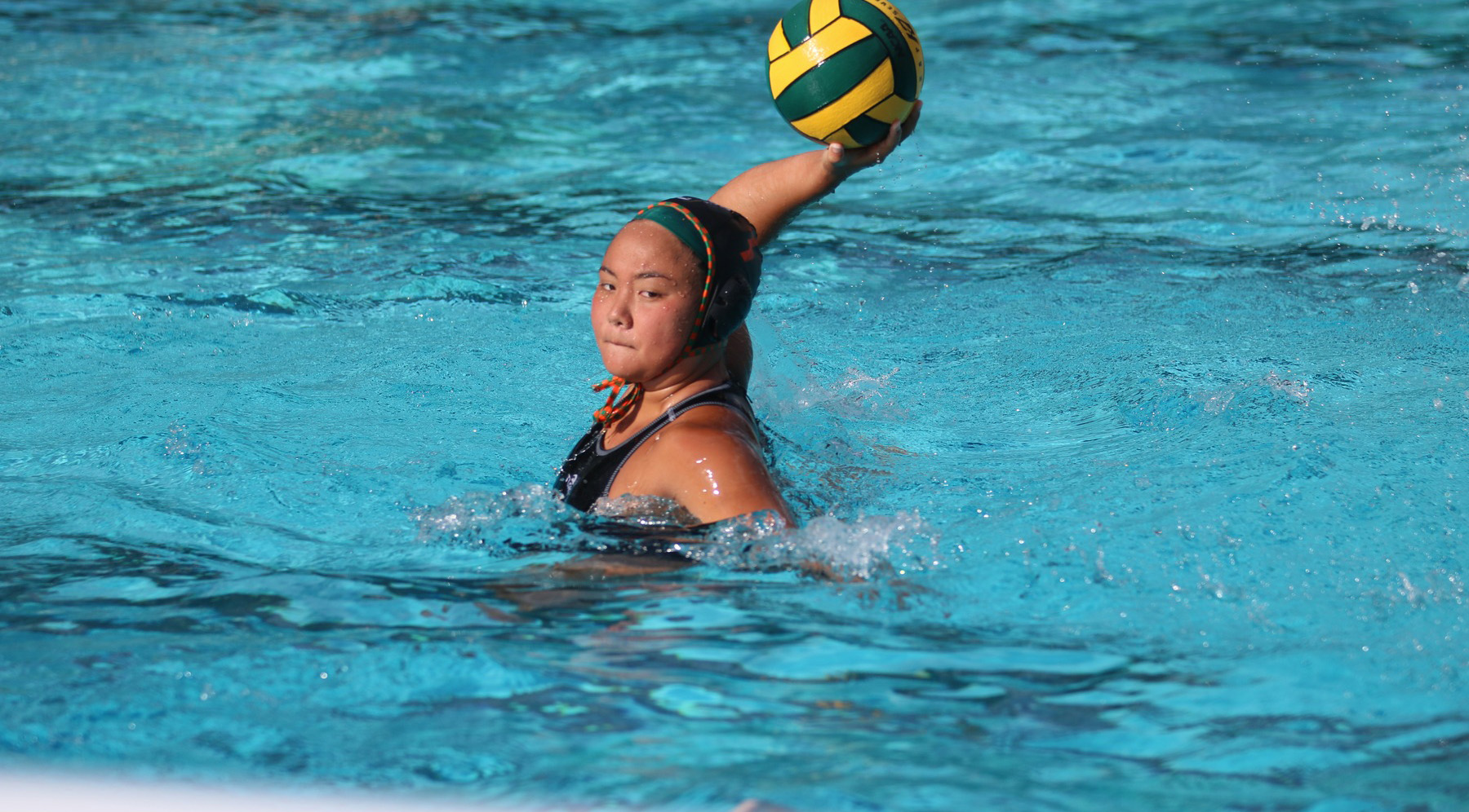 Women's Water Polo rolls past Caltech
