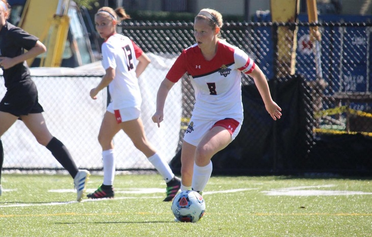 Women's Soccer Tripped Up at Nichols, 3-0