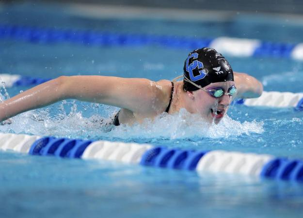 Blue Devil Swimming and Diving Earns Academic Award