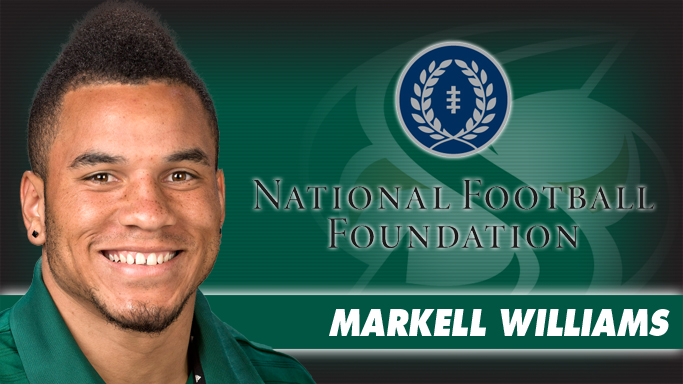 WILLIAMS NAMED SEMIFINALIST FOR CAMPBELL TROPHY