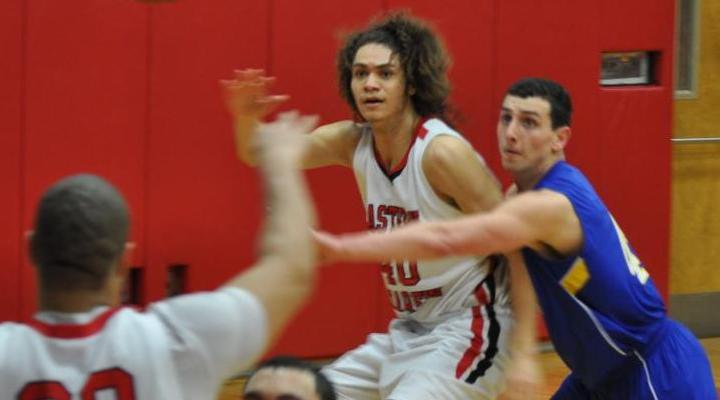 Men's Basketball Drops Exhibition at NJIT, 76-43