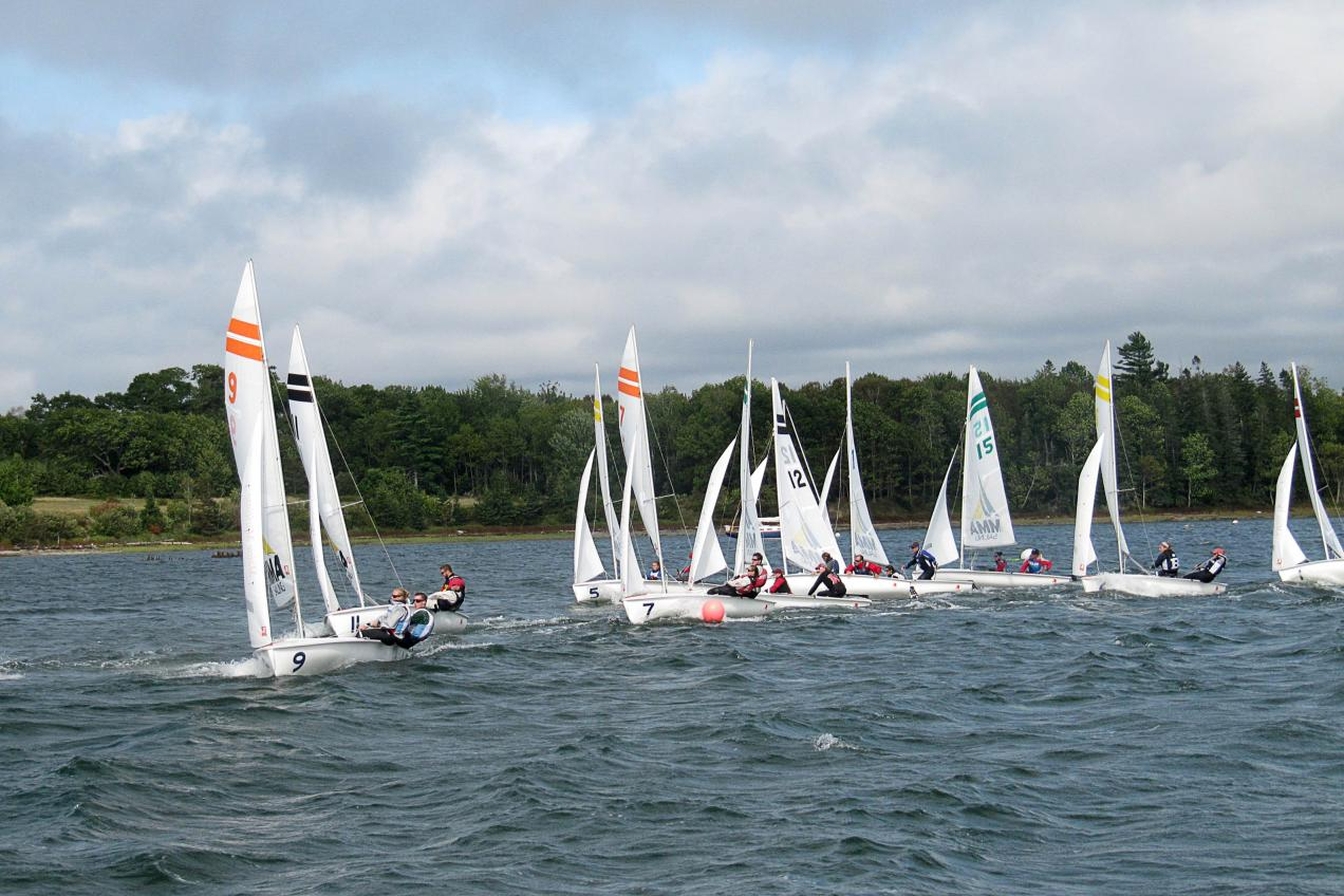 Fall 2012 Intercollegiate Sailing Preview
