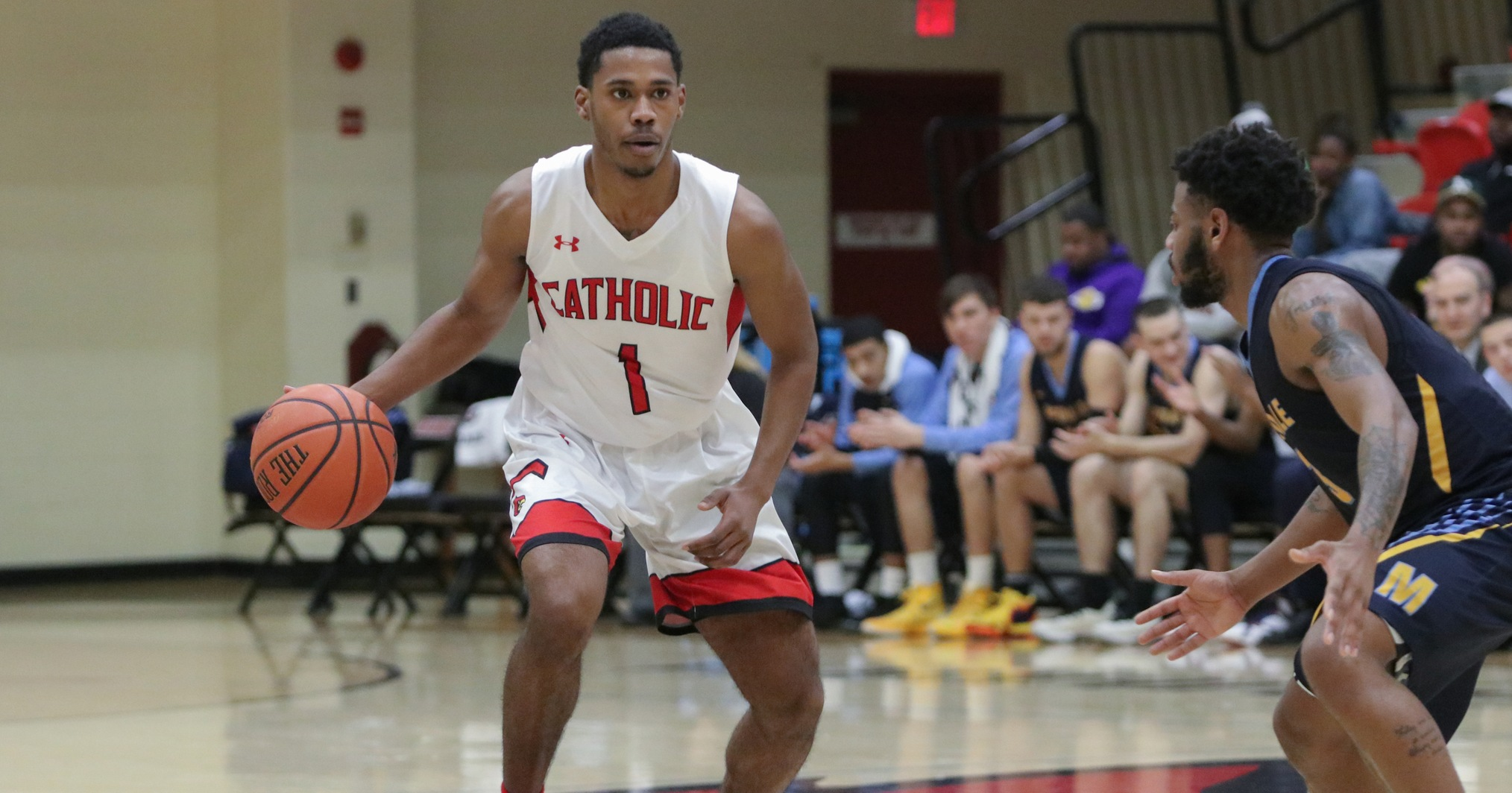 Cardinals Fall to Medaille to Open Holiday Inn Tournament