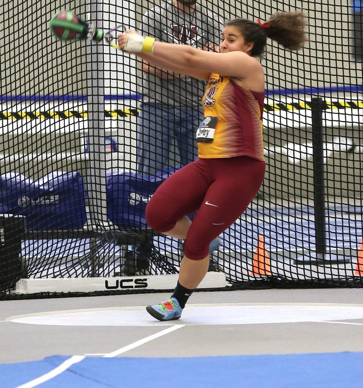 Throwers and Distance Runners Shine at Findlay & SPIRE