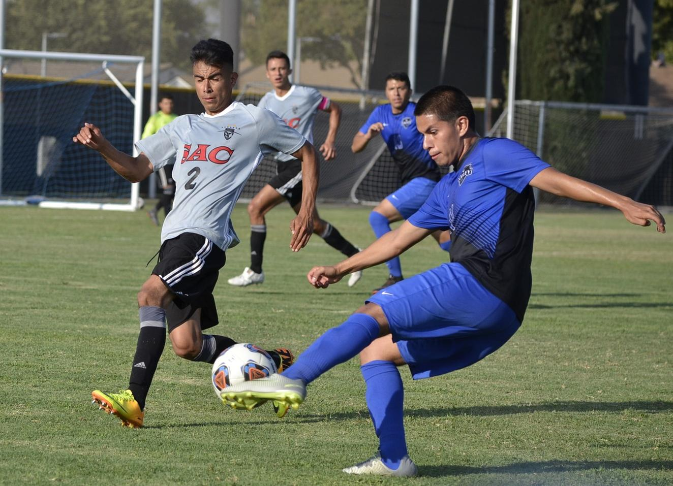 Santa Ana Bends One Past SBVC for Win