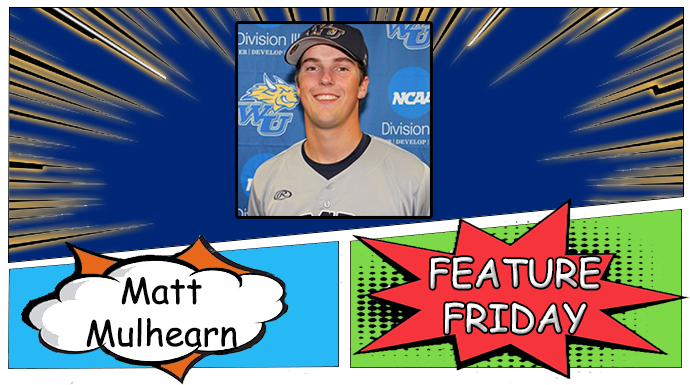 Feature Friday with Matt Mulhearn