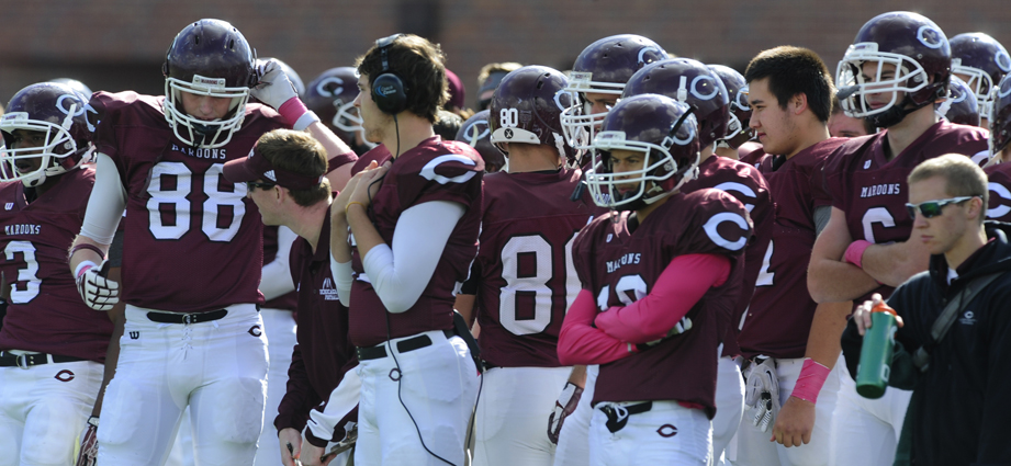 Maroons football announces 2014 schedule